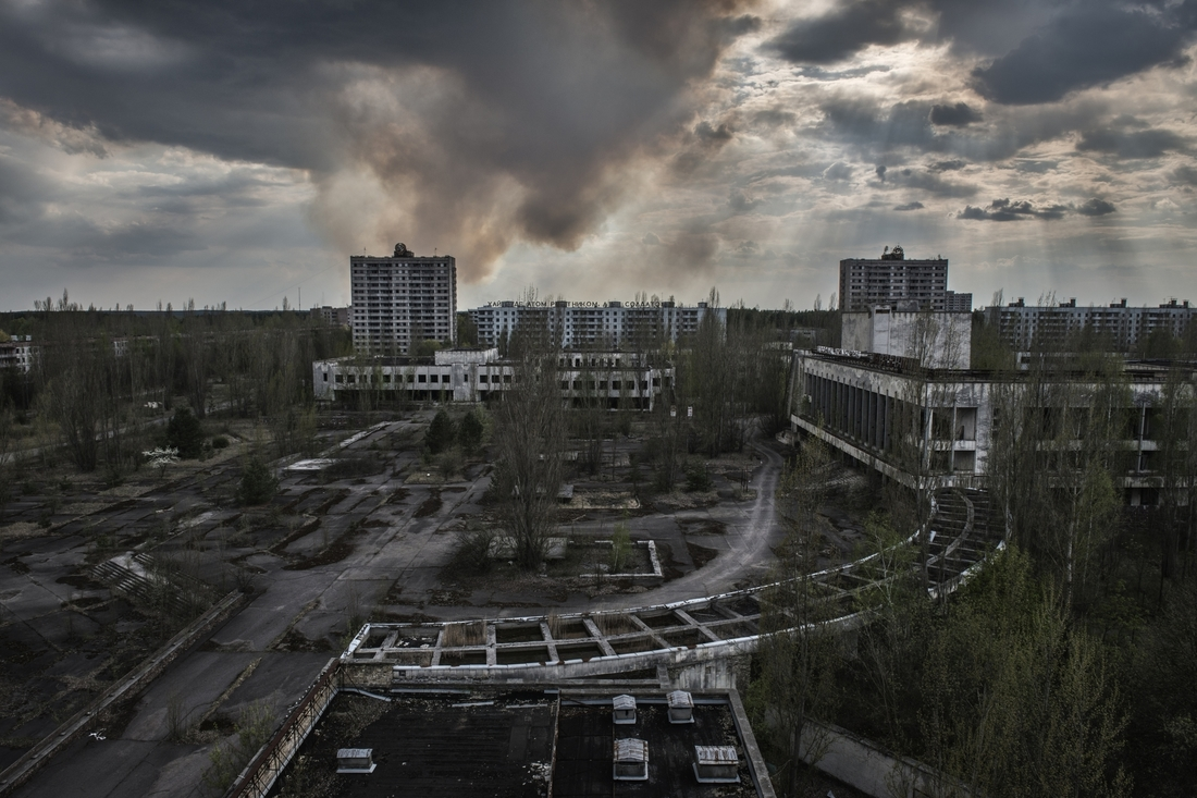 Chernobyl 30 years after