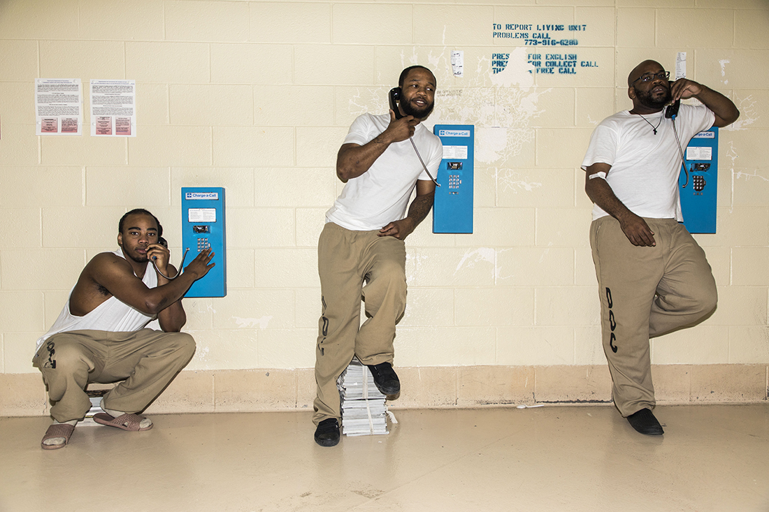 What Life Is Like Inside the Massive Jail That Doubles as Chicago's Largest Mental Health Facility