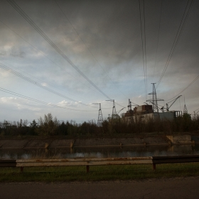 The radioactive and rusty gold of Chernobyl