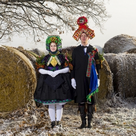 The Beauty of Traditonal Wedding Costumes in Germany